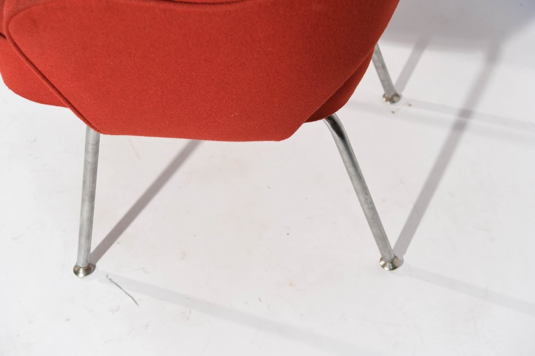 (2) EERO SAARINEN; KNOLL EXECUTIVE ARMCHAIRS - 6