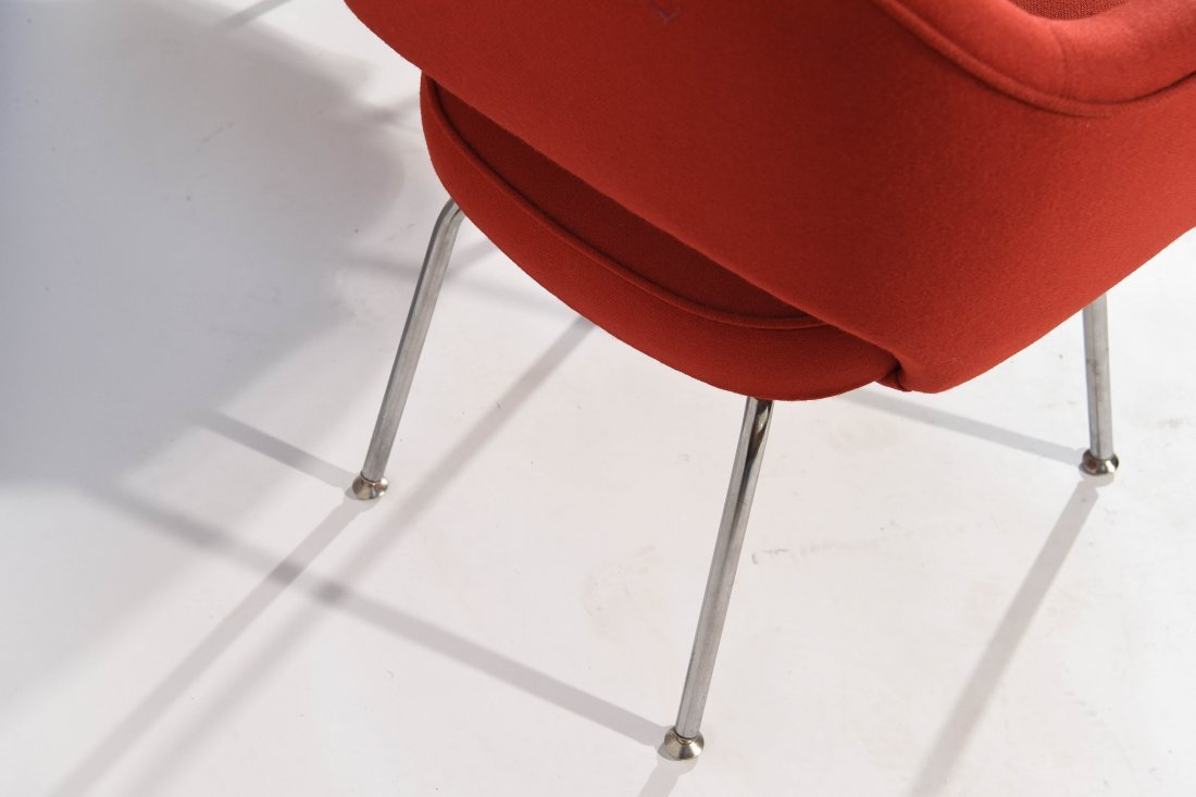 (2) EERO SAARINEN; KNOLL EXECUTIVE ARMCHAIRS - 7