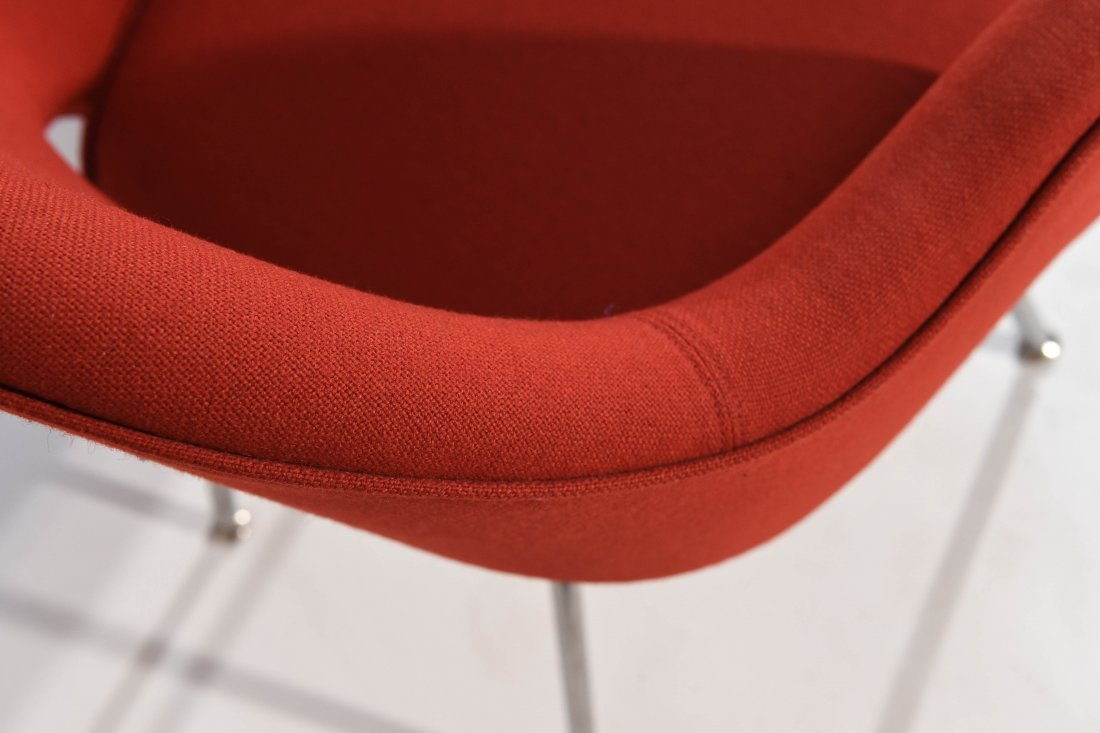 (2) EERO SAARINEN; KNOLL EXECUTIVE ARMCHAIRS - 8