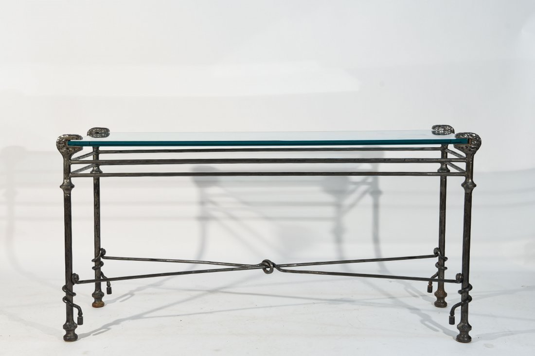 DIEGO GIACOMETTI STYLE CONSOLE TABLE