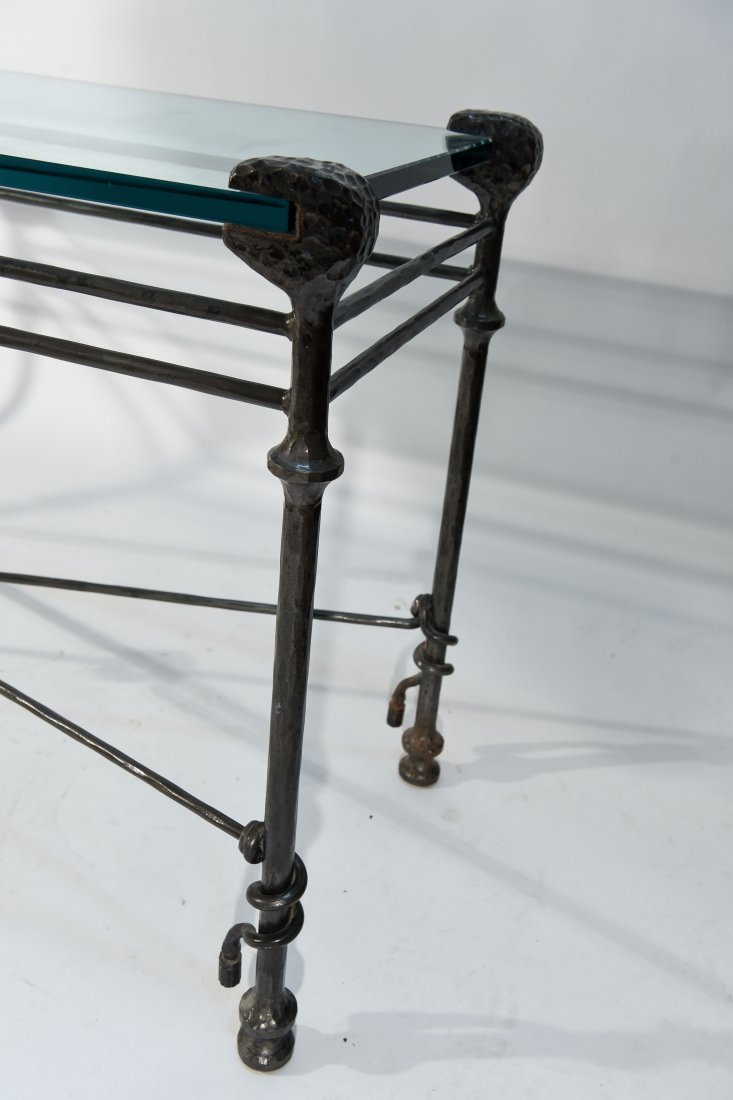 DIEGO GIACOMETTI STYLE CONSOLE TABLE - 8