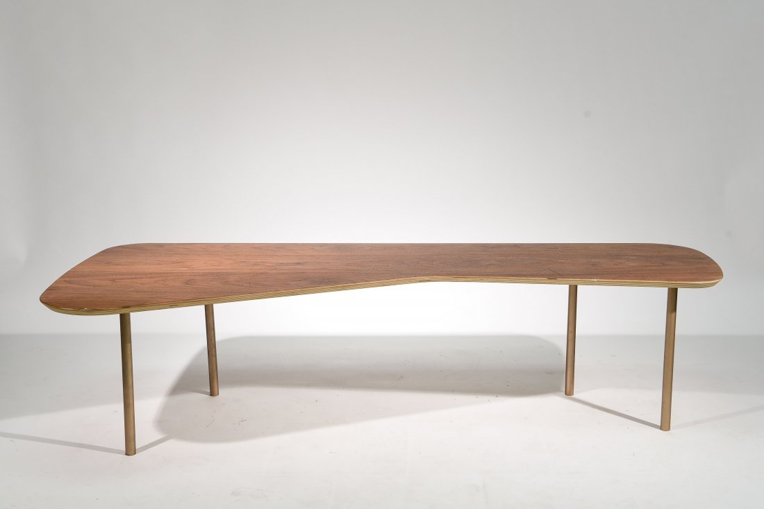ALEXANDER GIRARD; KNOLL STUDIOS COFFEE TABLE