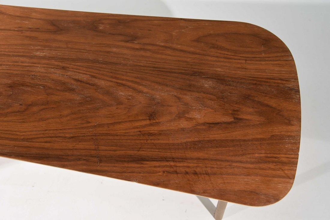 ALEXANDER GIRARD; KNOLL STUDIOS COFFEE TABLE - 2