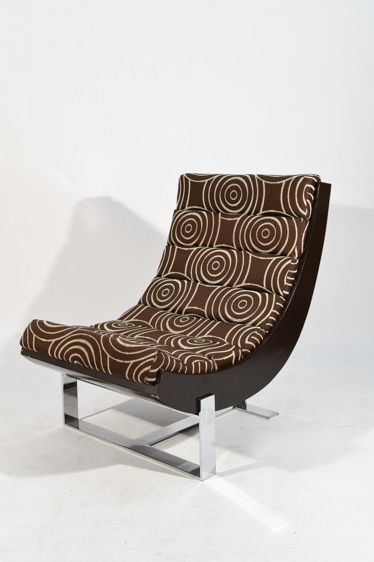 1970S LOUNGE CHAIR