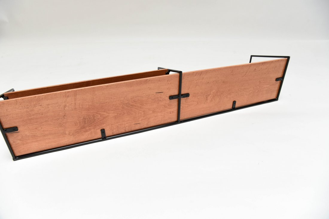 PAUL MCCOBB HANGING WALL SHELF - 4