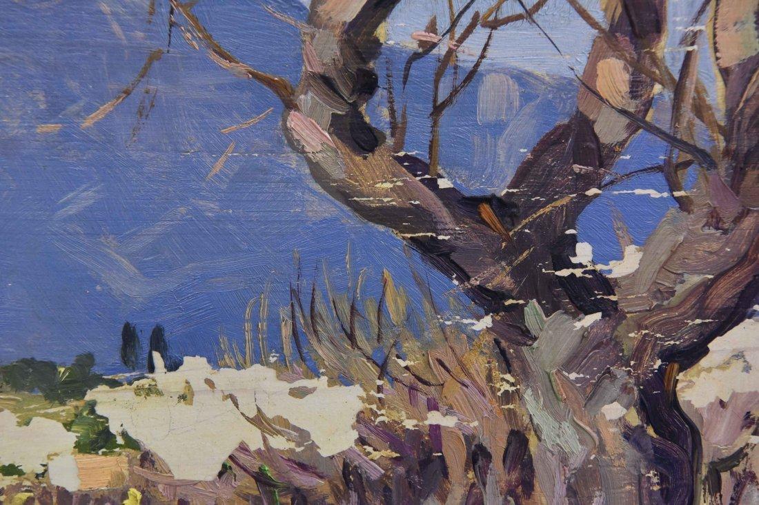 THEODORO WOLF FERRARI (ITALIAN 1876-1945), O/B - 2