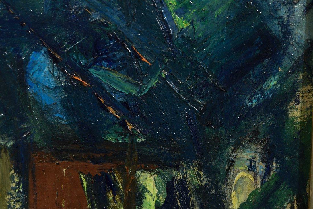 BENJAMIN D.KOPMAN (RUSSIAN-AMERICAN 1887-1965),O/C - 3