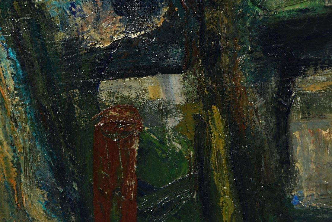 BENJAMIN D.KOPMAN (RUSSIAN-AMERICAN 1887-1965),O/C - 5