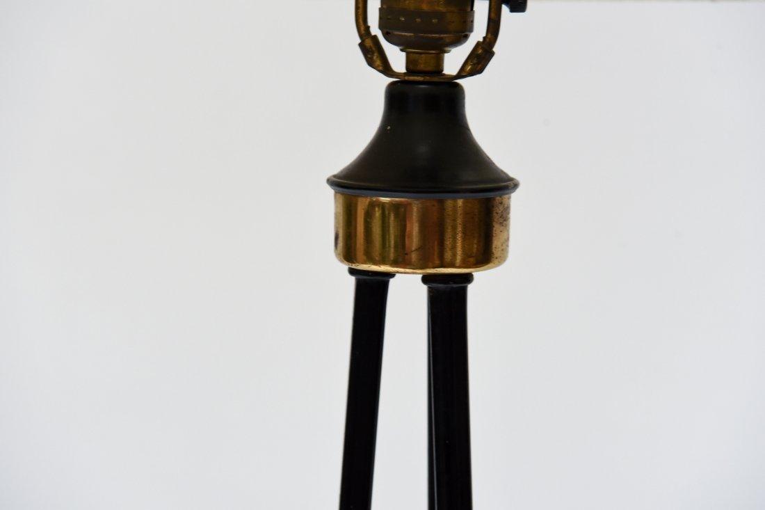 MID-CENTURY METAL FLOOR LAMPS - 3