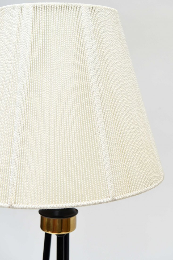 MID-CENTURY METAL FLOOR LAMPS - 5