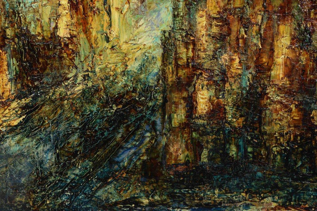 MARIE WILNER (AMERICAN 1910 - ) O/C - 4