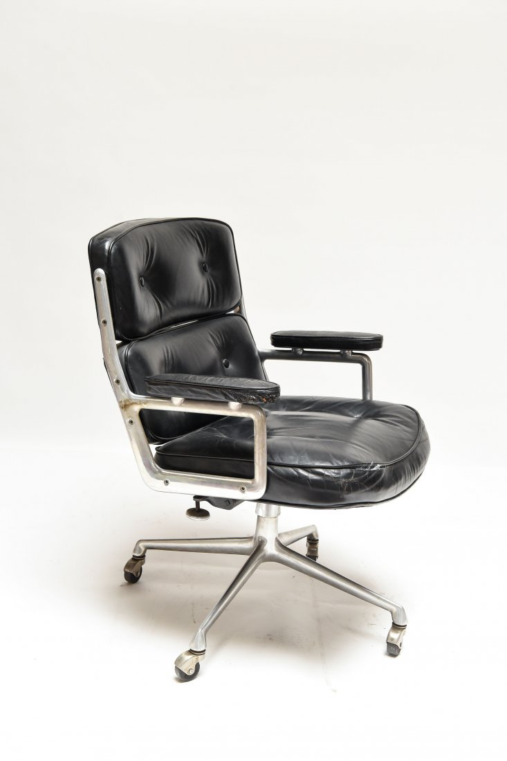 EAMES HERMAN MILLER TIME LIFE CHAIR
