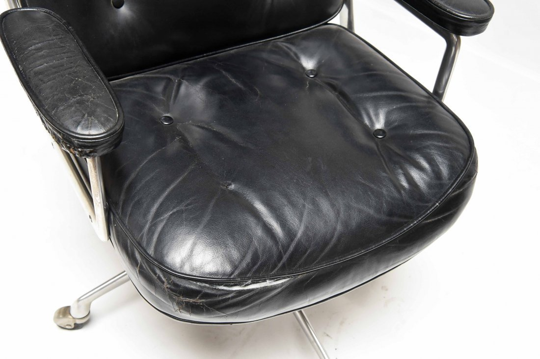 EAMES HERMAN MILLER TIME LIFE CHAIR - 3