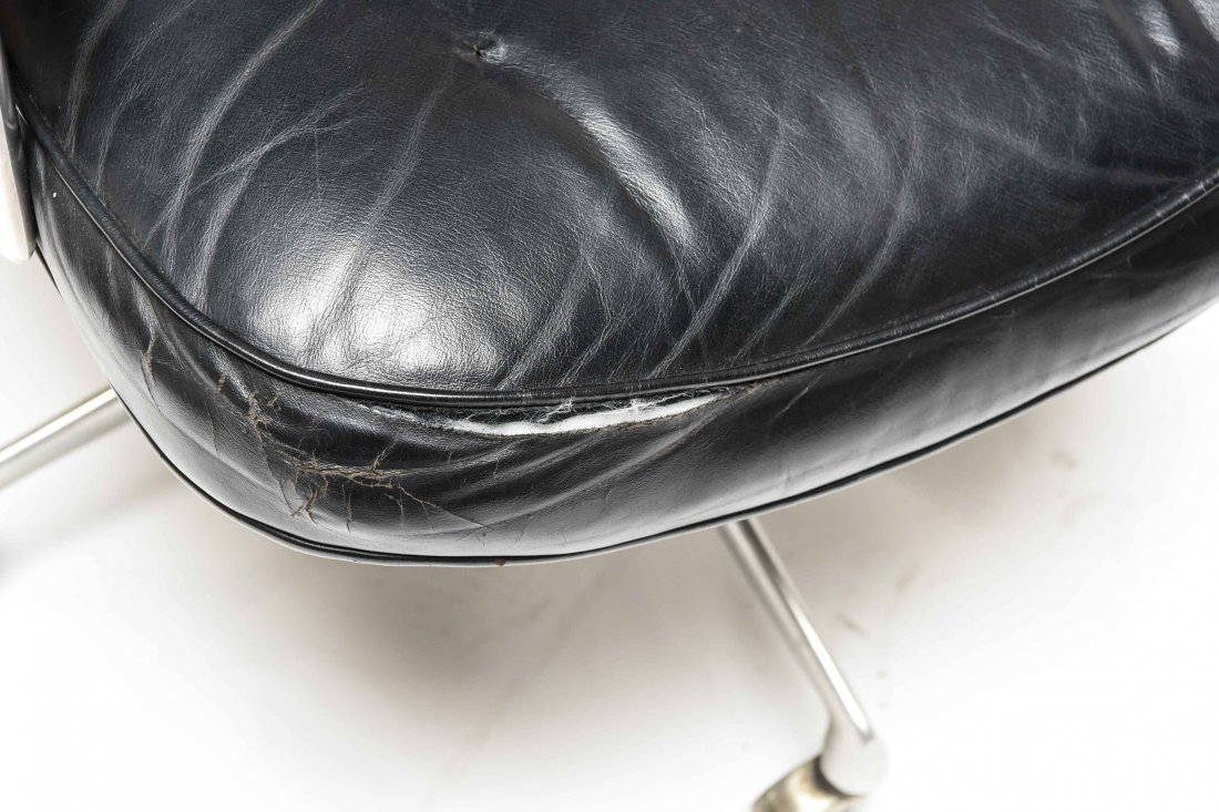 EAMES HERMAN MILLER TIME LIFE CHAIR - 4
