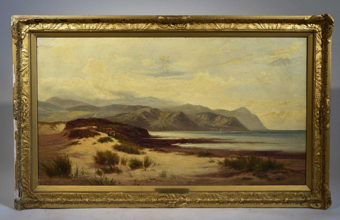 HATTY WATSON RWS (BRITISH 1871-1936), O/C