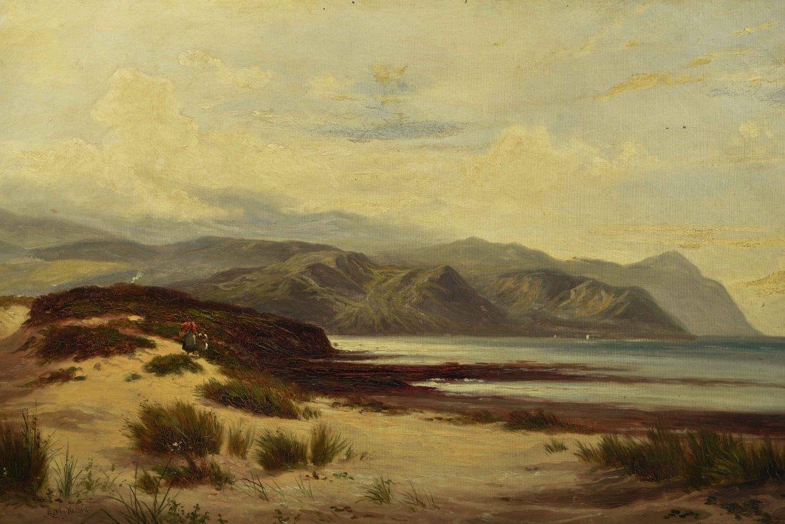 HATTY WATSON RWS (BRITISH 1871-1936), O/C - 2