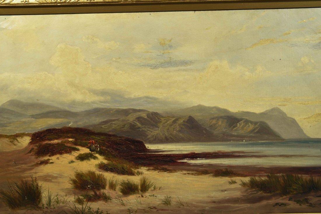 HATTY WATSON RWS (BRITISH 1871-1936), O/C - 3