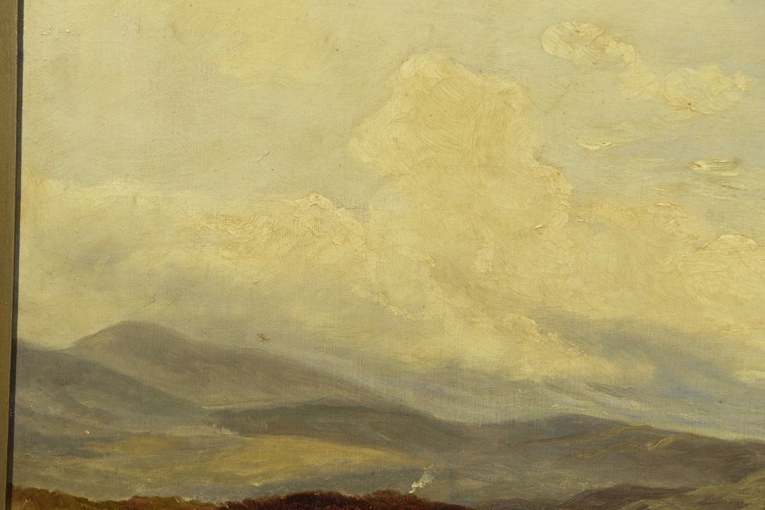 HATTY WATSON RWS (BRITISH 1871-1936), O/C - 4