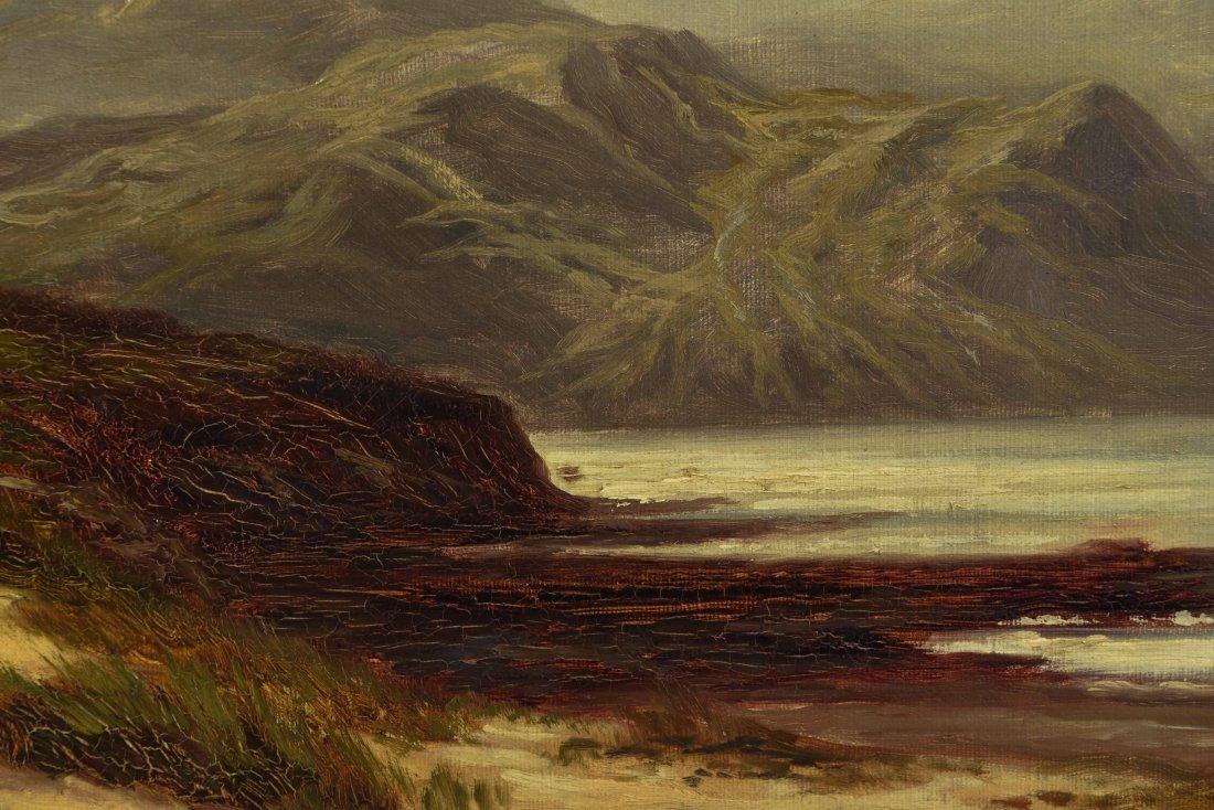 HATTY WATSON RWS (BRITISH 1871-1936), O/C - 6