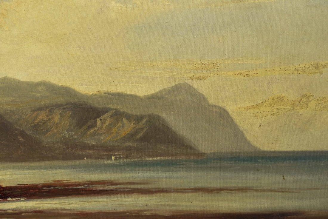 HATTY WATSON RWS (BRITISH 1871-1936), O/C - 7