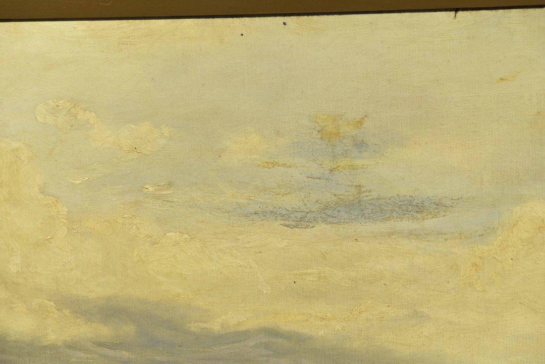 HATTY WATSON RWS (BRITISH 1871-1936), O/C - 9