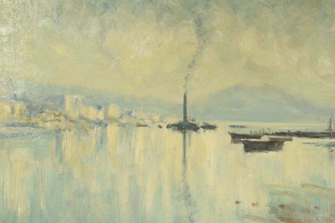 NINO PIPPA (20TH CENTURY ARTIST) O/C - 2