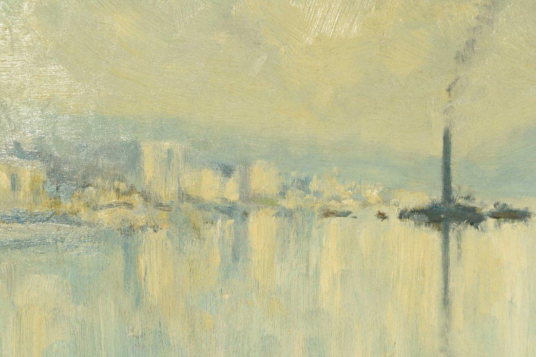 NINO PIPPA (20TH CENTURY ARTIST) O/C - 5
