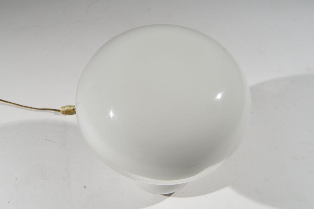 MID CENTURY MUSHROOM LAMP - 4