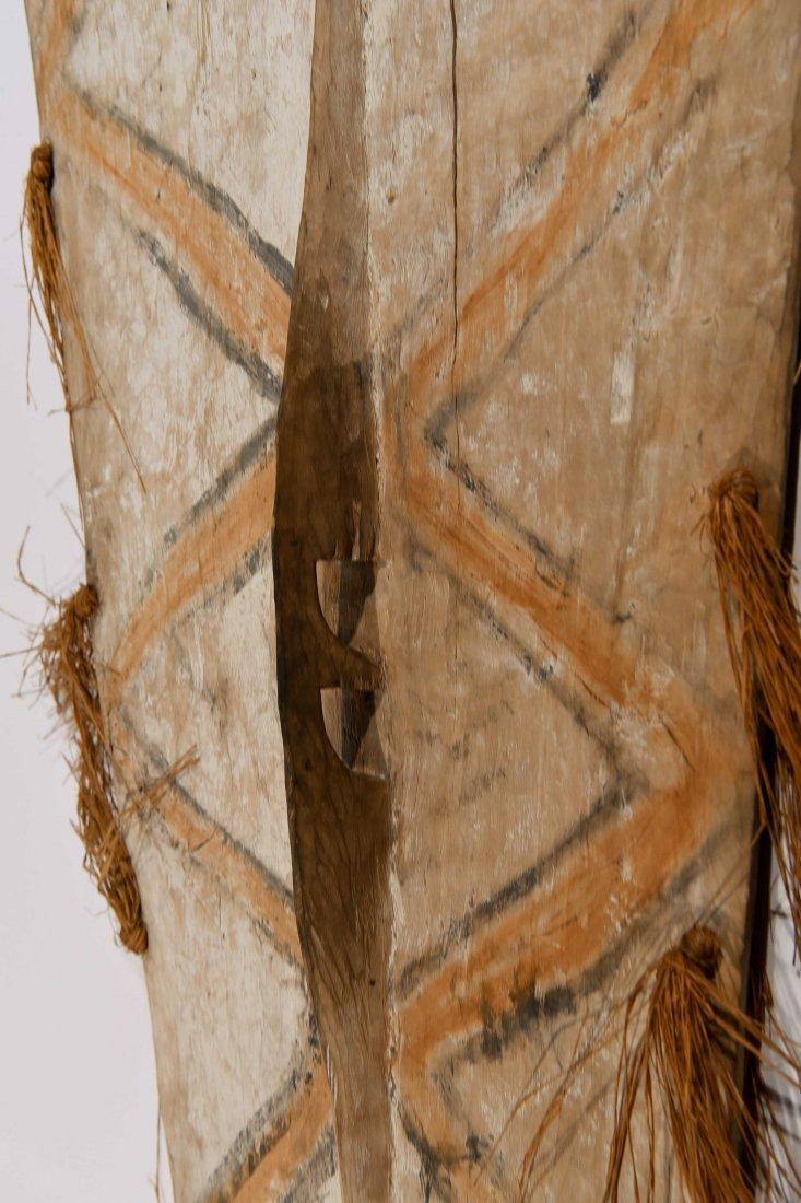 VINTAGE ASMAT TRIBE PAPUA NEW GUINEA SHEILD - 10