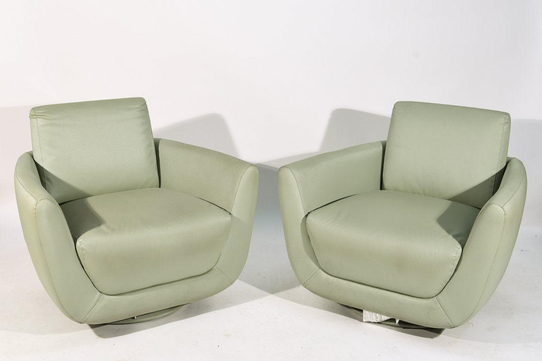 (2) NIENKAMPER CARLISLE LOUNGE CHAIRS