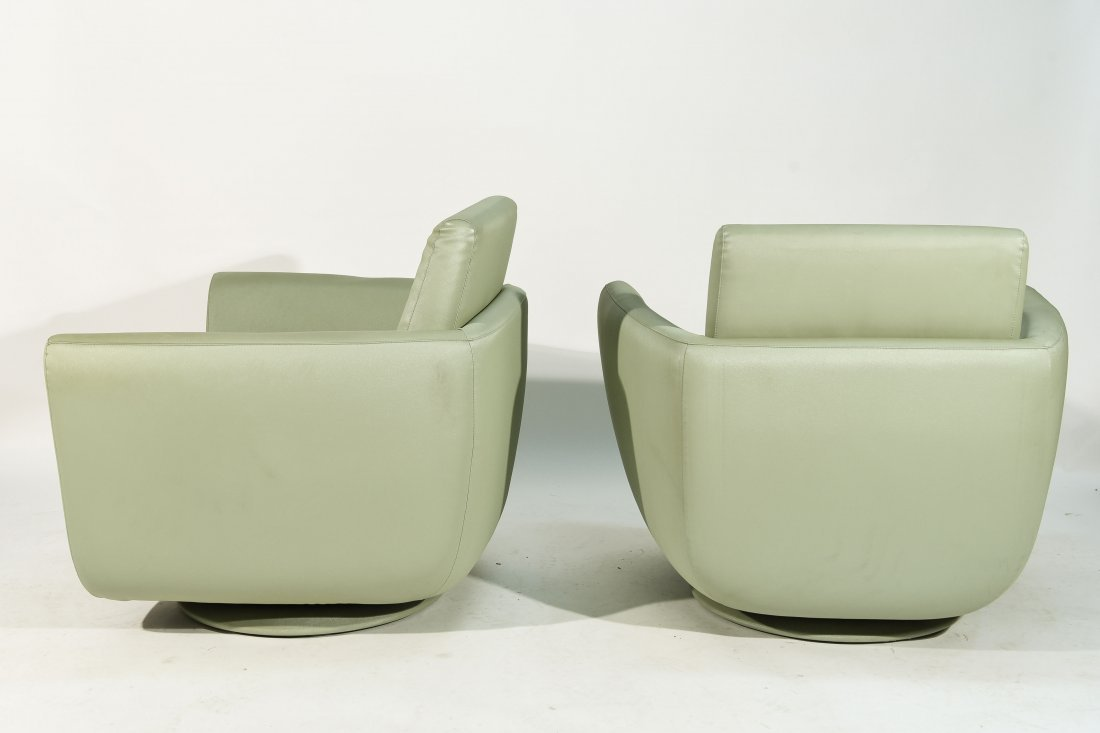 (2) NIENKAMPER CARLISLE LOUNGE CHAIRS - 6