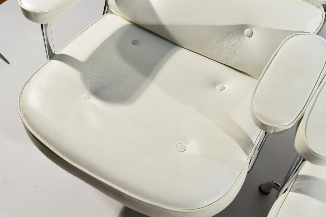 (8) EAMES STYLE TIME LIFE ARMCHAIRS - 2