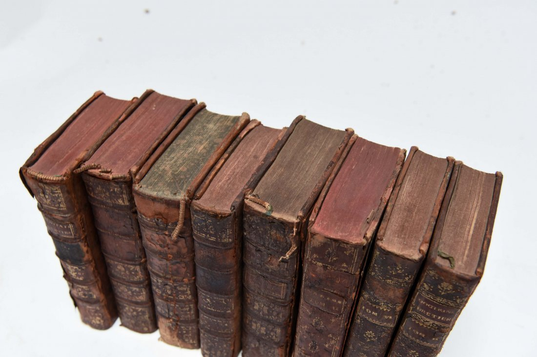 18TH C. FRENCH CHRISTIANITY BOOKS - 2