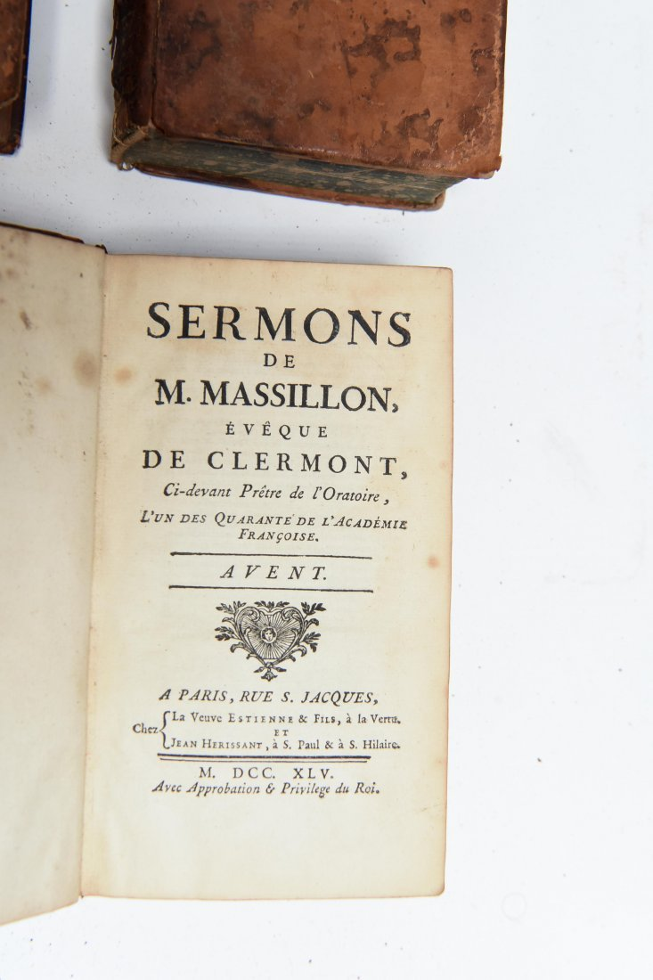 18TH C. FRENCH CHRISTIANITY BOOKS - 6