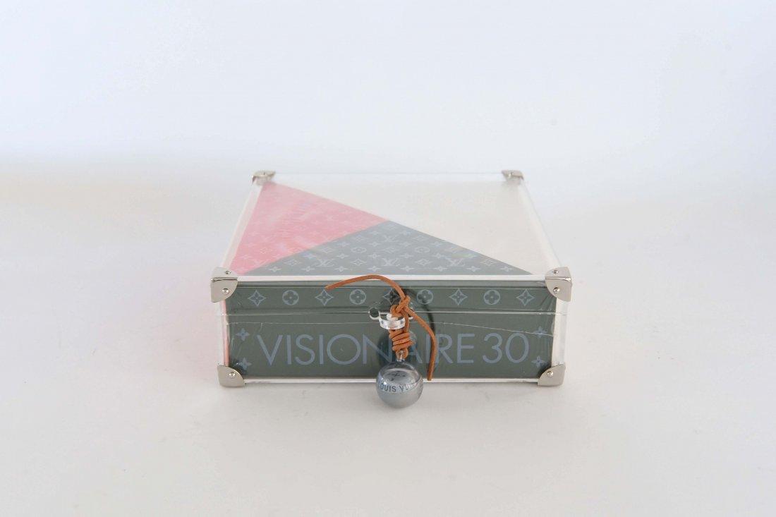 "LOUIS VUITTON VISIONAIRE ""ITALY"" CUBE PUZZLE BOX"