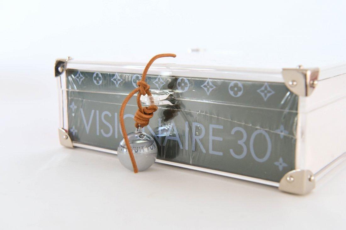 "LOUIS VUITTON VISIONAIRE ""ITALY"" CUBE PUZZLE BOX - 6"
