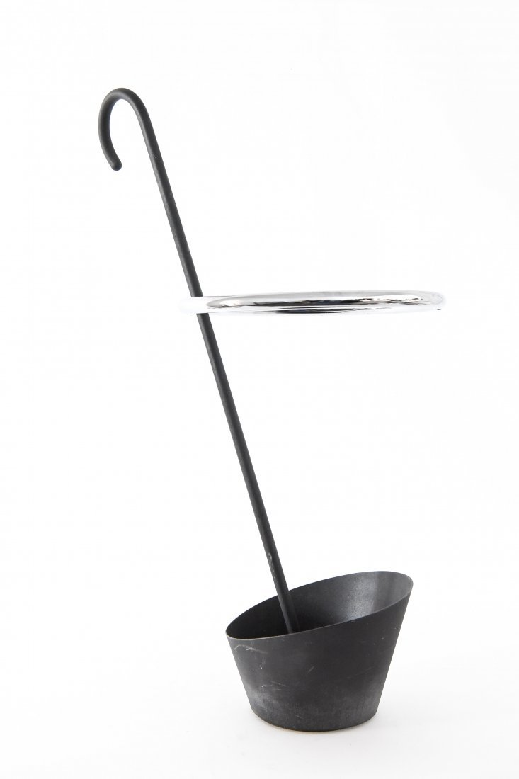 SHIRO KURAMATA; IDEE MODERNIST UMBRELLA STAND