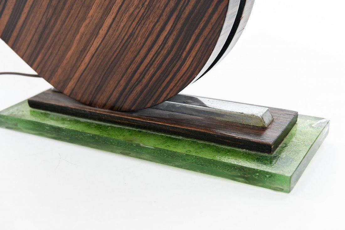 MODERNIST ART DECO TABLE LAMP - 2