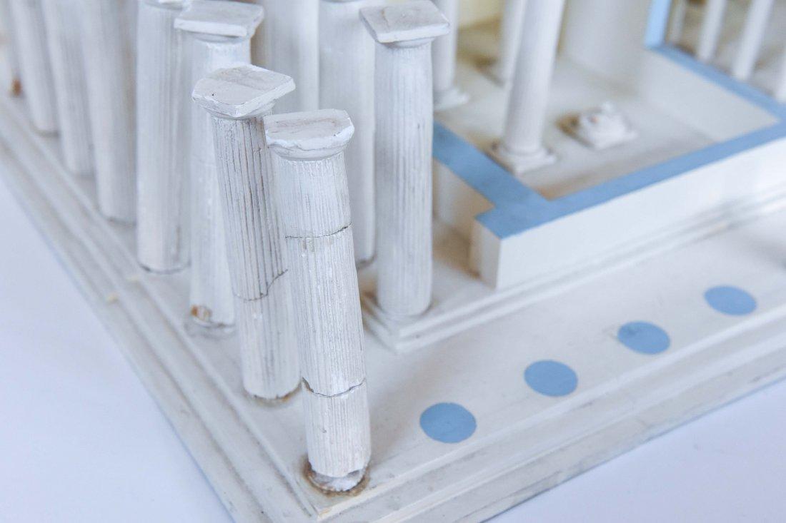 ANCIENT GREEK PARTHENON MUSEUM DISPLAY MODEL - 5