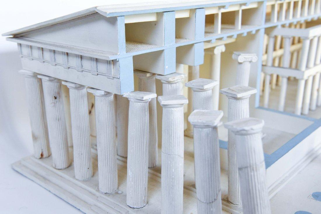 ANCIENT GREEK PARTHENON MUSEUM DISPLAY MODEL - 7