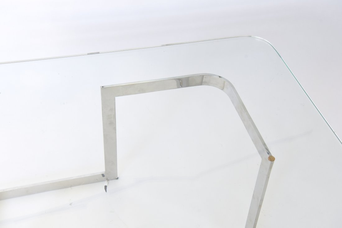 "VLADIMIR KAGAN ""INFINITY"" COFFEE TABLE - 3"
