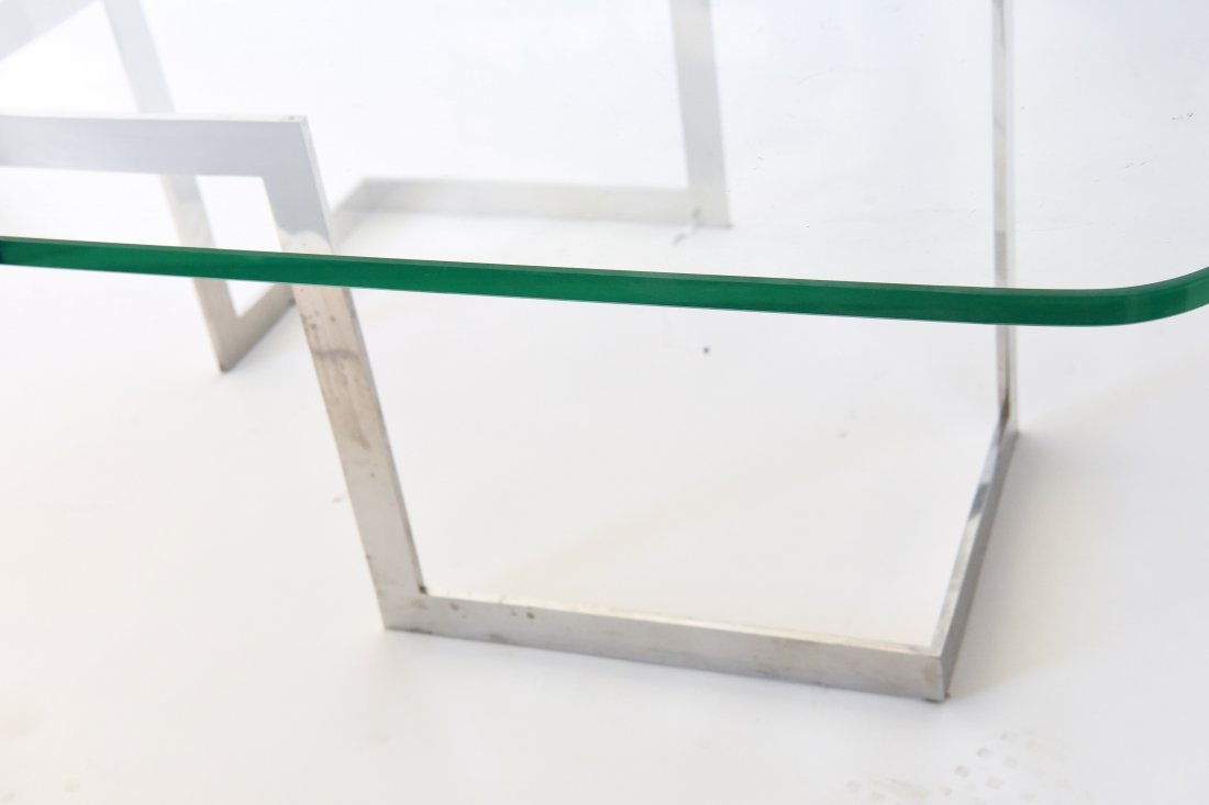 "VLADIMIR KAGAN ""INFINITY"" COFFEE TABLE - 4"