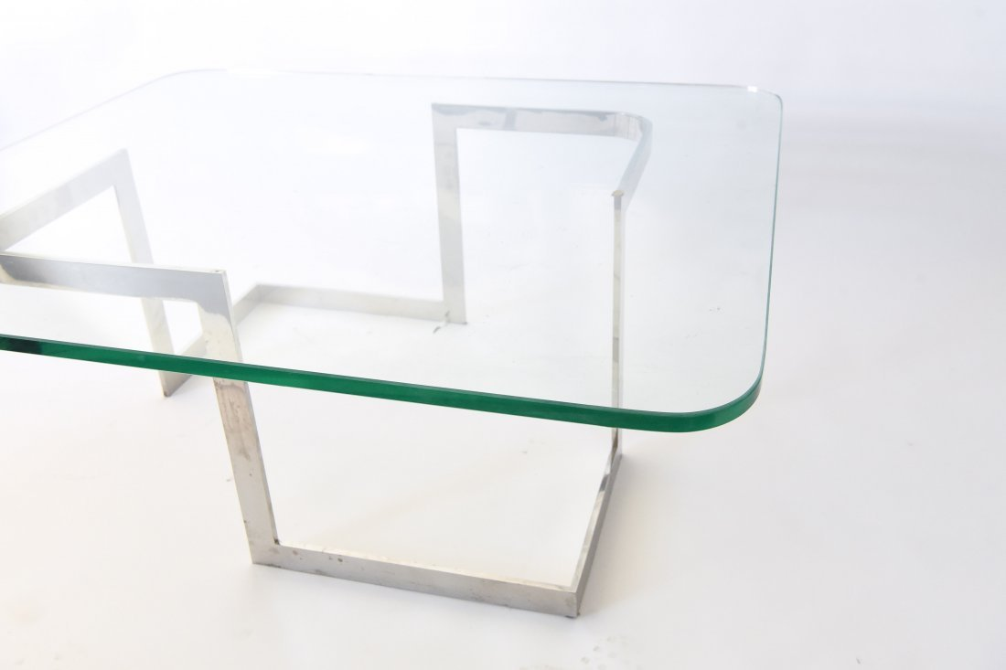 "VLADIMIR KAGAN ""INFINITY"" COFFEE TABLE - 5"