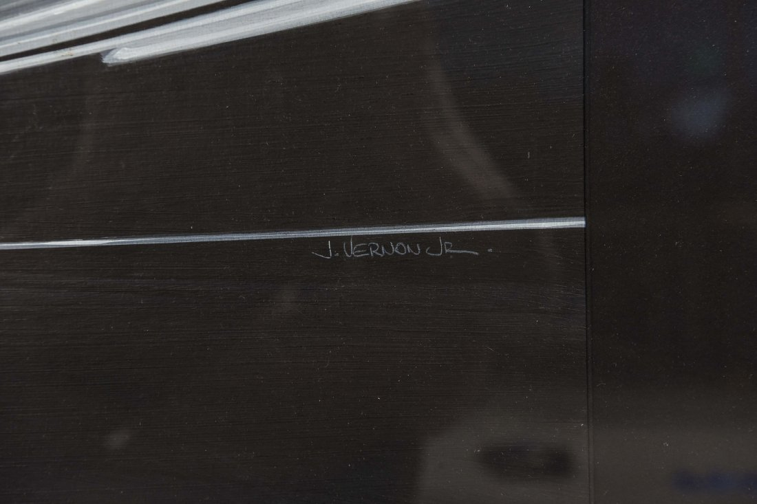J. VERNON JR. (AMERICAN - ) - 5