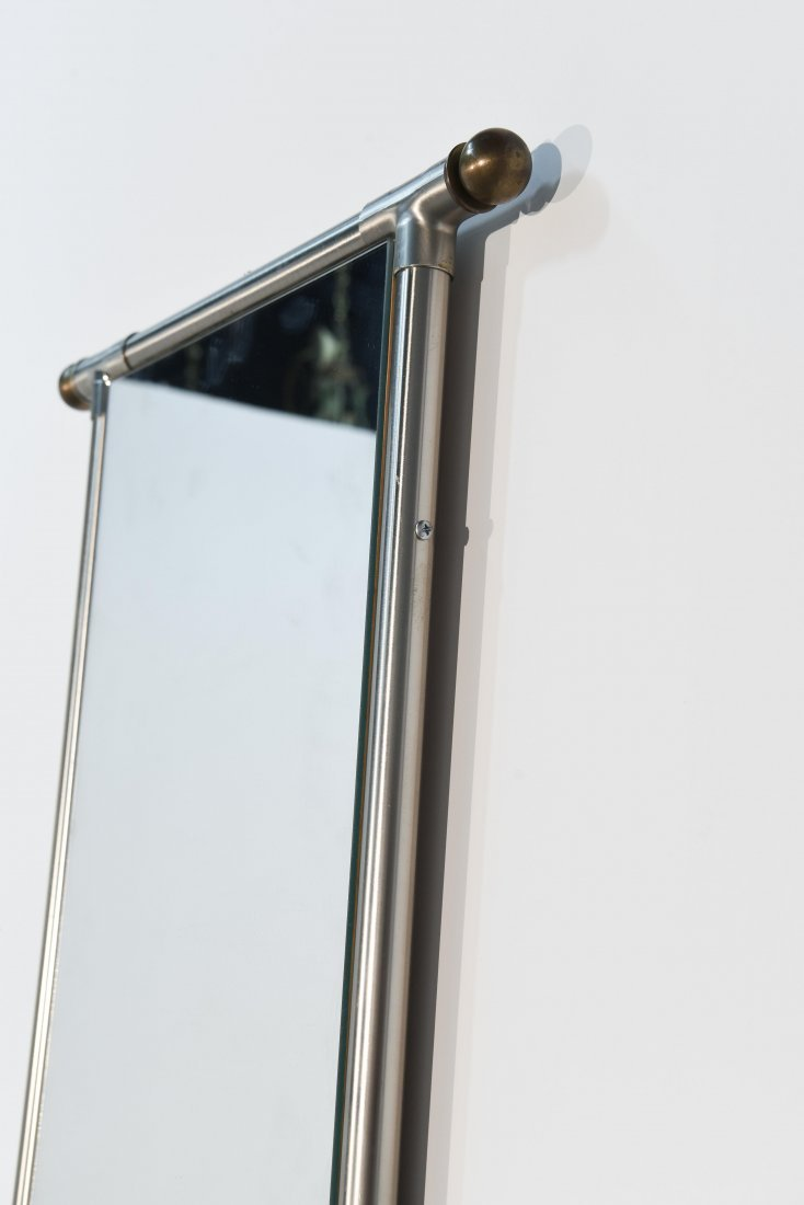 (2) HOLLYWOOD REGENCY STYLE WALL MIRRORS - 6