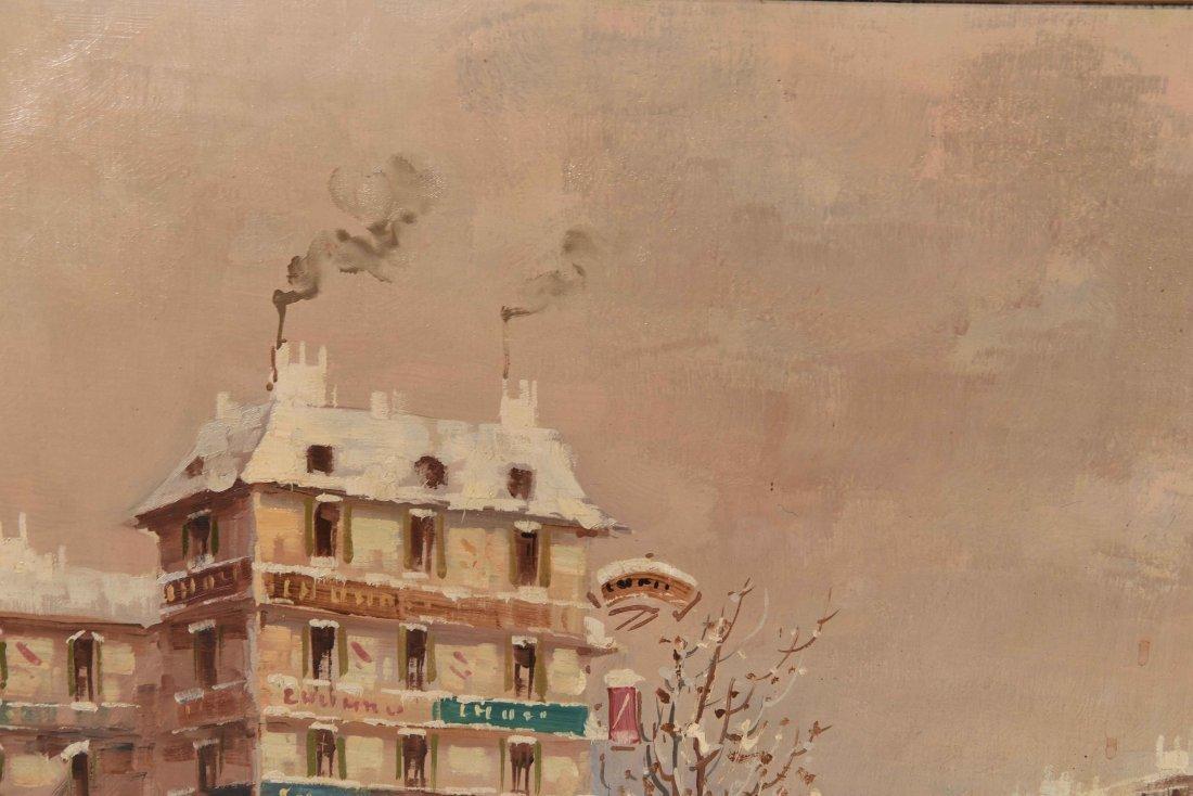 O/C DESANTIS WINTER PARIS STREET SCENE - 2