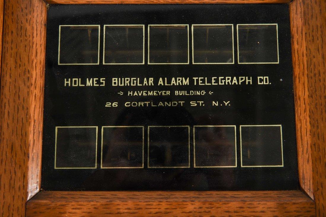 ANTIQUE VICTORIAN HOLMES BURGLAR ALARM - 2