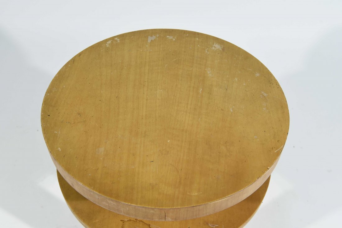 ART DECO GERALD SUMMERS STYLE END TABLE - 2
