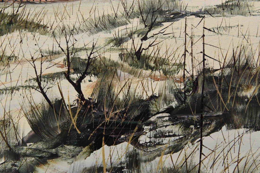 HECTOR SALAS (ARGENTINA 1926 -), O/C - 4