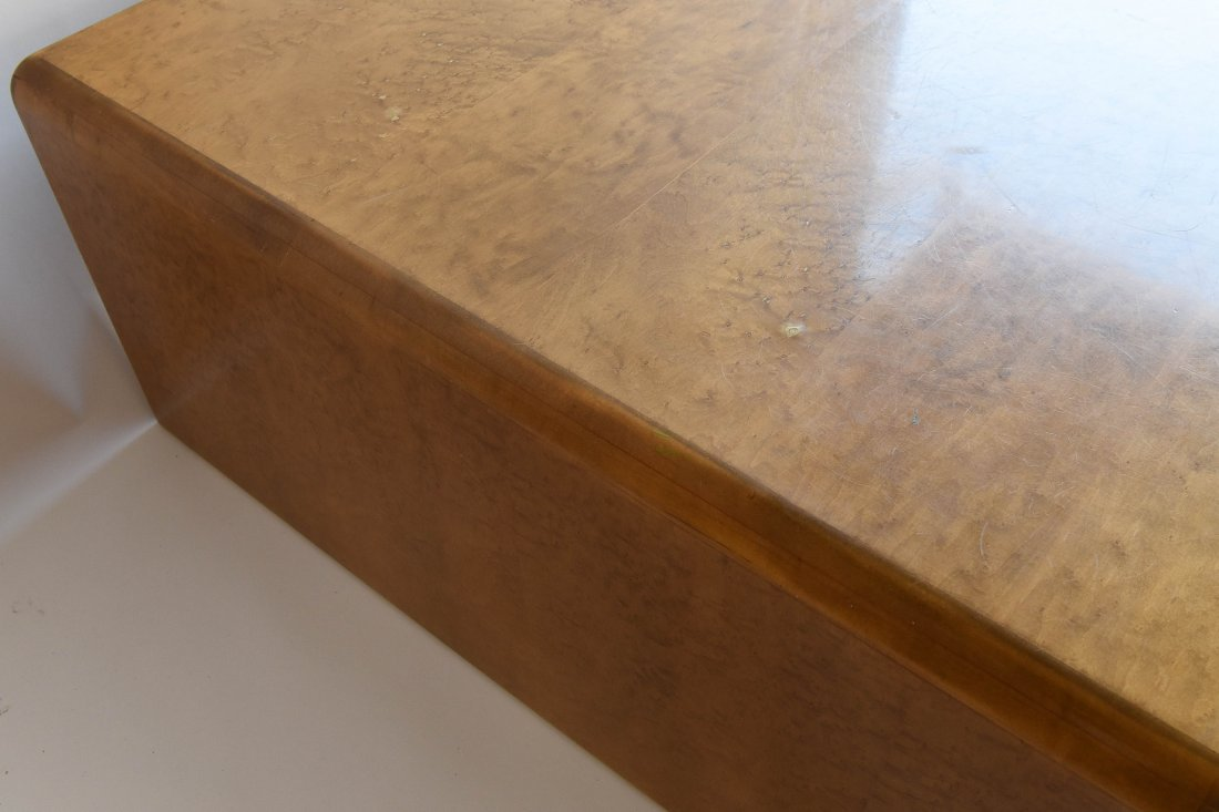 MILO BAUGHMAN COFFEE TABLE - 4